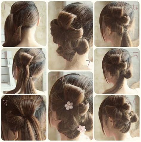 Hairstyle Photos by Hairstyles Step By Step 2016 Stylo Planet