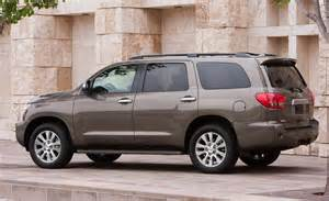 2008 Toyota Sequoia Limited Car And Driver