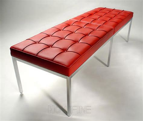 lobby seating benches florence bench leather florence bench lobby seating sofa