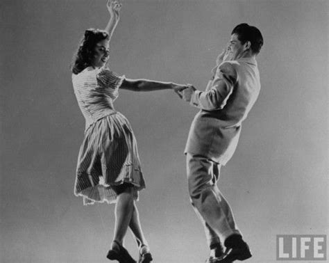 Vintage Mode Swing by Lindy Hop Sock Hop