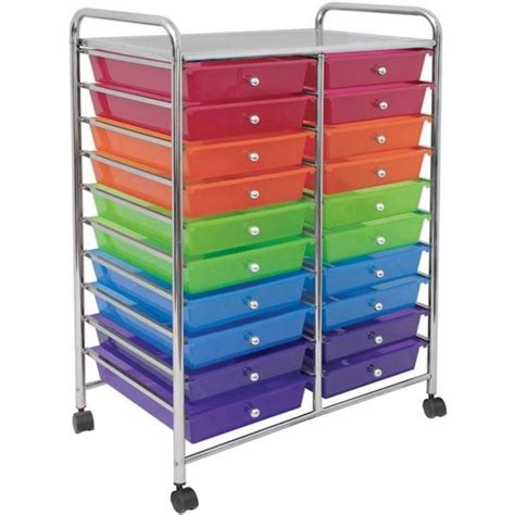 20 Drawer Mobile Organizer by 17 Best Images About Classroom Organization On