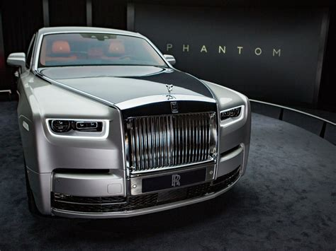 roll royce fantom new rolls royce phantom pictures features business insider
