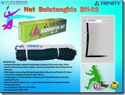 Raket Standar Pbsi net badminton bn 02 jaring bulutangkis distributor olahraga