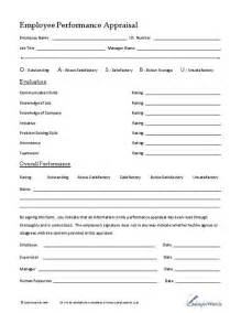 Performance Appraisal Form For Front Desk Clerk by Front Office Manager Resume Sle