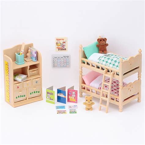 target kids bedroom furniture sylvanian families children s bedroom furniture set