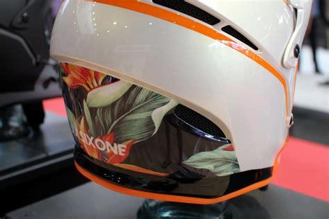 661 motocross helmet sixsixone reset helmet eurobike 2017 pinkbike