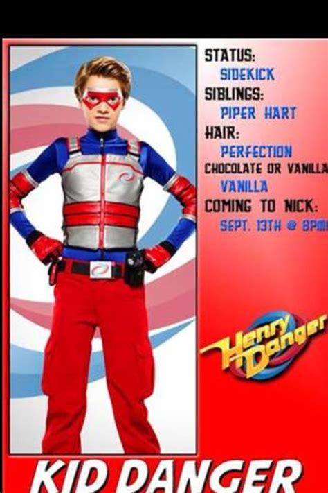 don t tell anyone i m kid danger henry danger