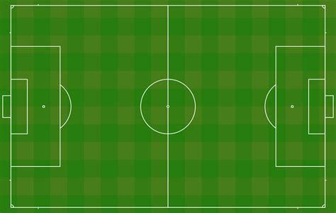 Gambar 3d Football free vector graphic field football pitch soccer free image on pixabay 2023250