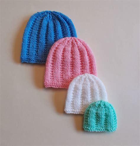 knitting pattern premature baby hat marianna s lazy daisy days perfect premature and newborn