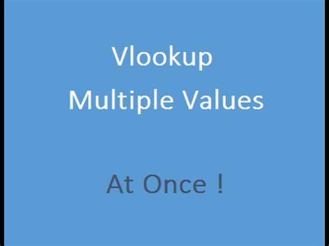 vlookup tutorial youtube in hindi vlookup multiple files excel 2007 vlookup multiple
