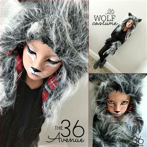 tutorial dance wolf halloween costumes wolf costume the 36th avenue