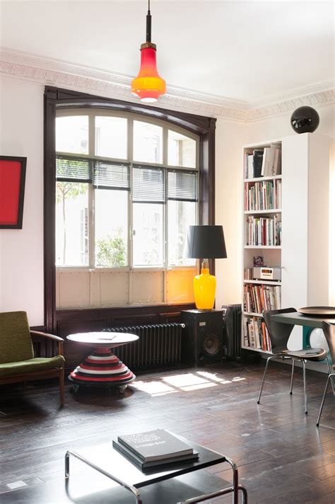 paris loft colorful paris loft loftenberg