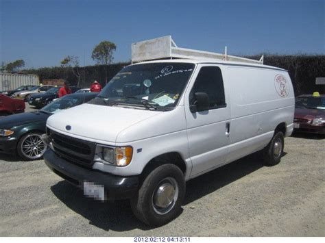 How To Hotwire A Ford by Service Manual How To Hotwire 1999 Ford Econoline E250
