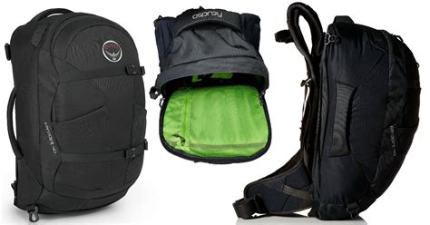 osprey farpoint 40 travel backpack only 95 03 shipped reg 160 more hip2save