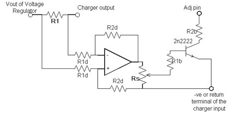 current limiting diode 20ma question about low current voltage regulator circuit page 1
