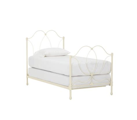 pottery barn bed frame the friday five iron bed frameswhite cabana white cabana