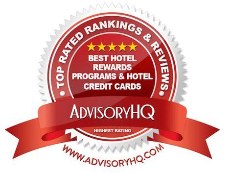 best hotel rewards top 6 best hotel rewards programs hotel credit cards