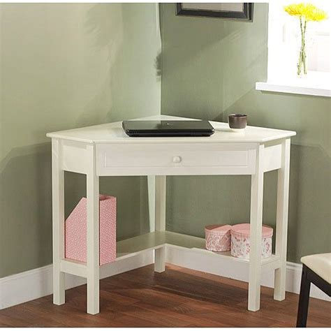 Corner Desk Small Spaces Corner Writing Desk Walmart For A Small Space For The Home