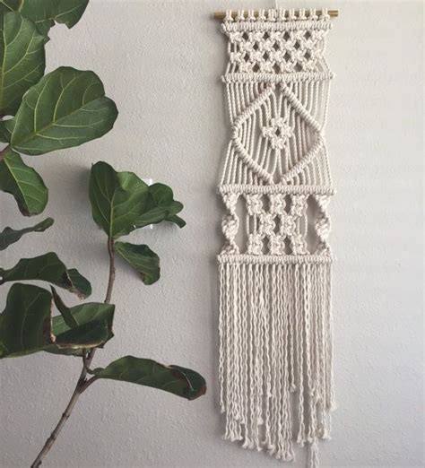 Www Macrame Patterns - best 25 macrame wall hanging patterns ideas on