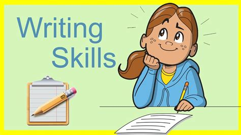 Writing Skills Essay by Importance Of Writing Skills
