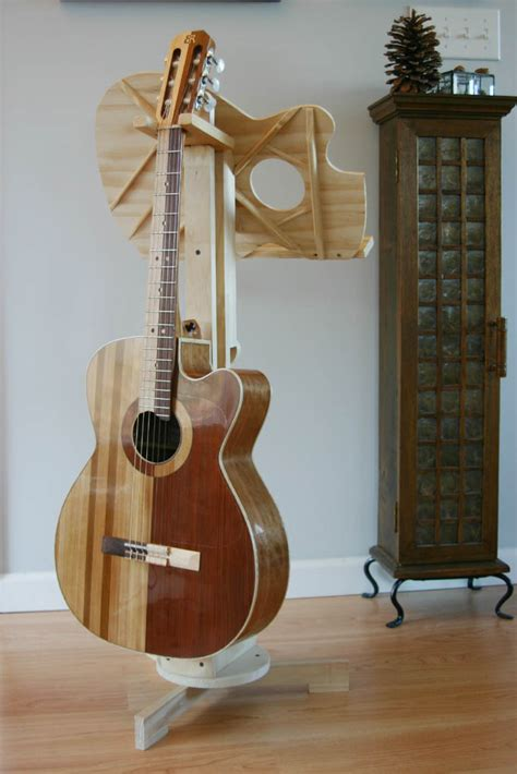 Building A Guitar Rack System by Blue Ridge Luthiers Meeting Notes January 8 2012