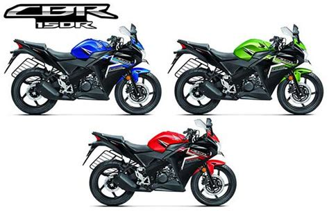cbr bike 150r 2015 honda cbr 250r and cbr 150r launched in india india