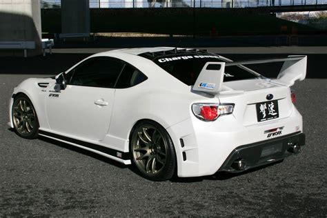 Toyota Tuning Chargespeed Toyota 86 Subaru Brz Aero Kit