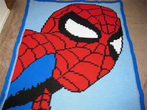 knitting pattern for spiderman blanket 1000 images about graphgan patterns on pinterest