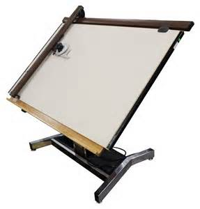 vemco drafting table mayline futur matic 8696 drafting