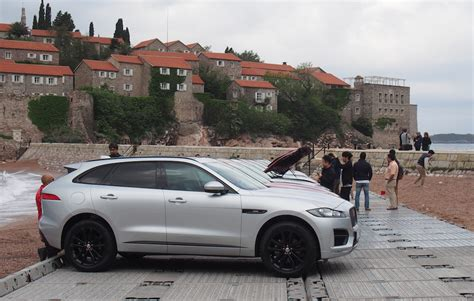 jaguar f pace and aman sveti stefan where luxury begets