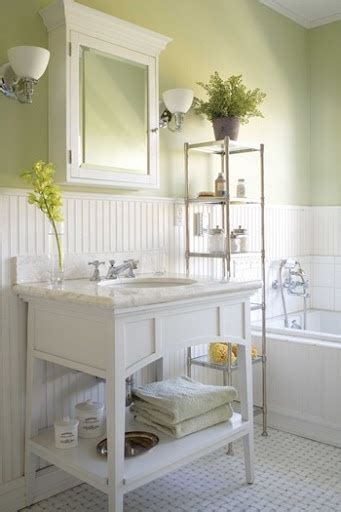green and white bathroom ideas 17 best ideas about nantucket decor on
