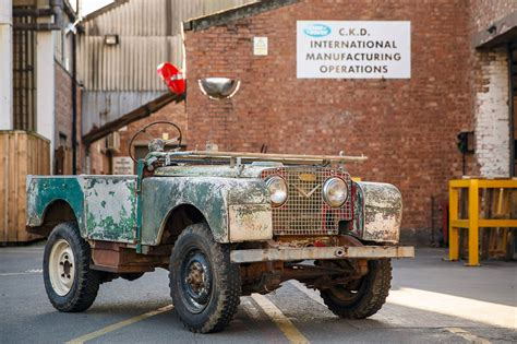 land rover series 1 for it lives it dies it lives again land rover series 1