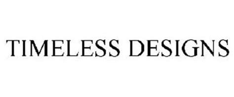 timeless designs timeless designs trademark of cdc distributors inc