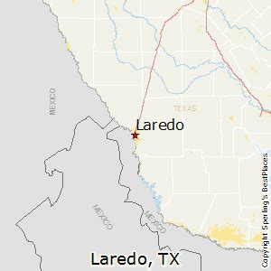 laredo texas map best places to live in laredo texas
