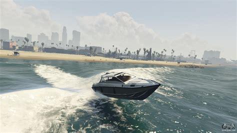 speed boat gta 5 cheat improved boat suntrap for gta 5