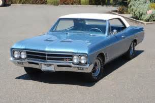 Augusta Buick 1966 Buick Skylark Gs Was Strong But Costly Member Of Mid
