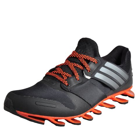 Sepatu Adidas Springblade Premium adidas springblade solyce s premium running shoes fitness trainers black ebay
