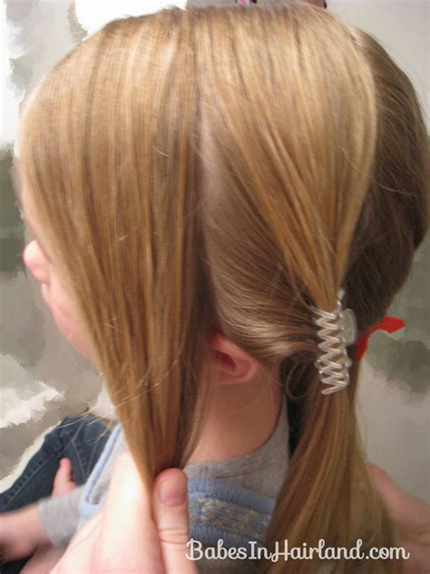 rubber band connectt to one ponytail hairstyles 3 braids into 1 braid babes in hairland