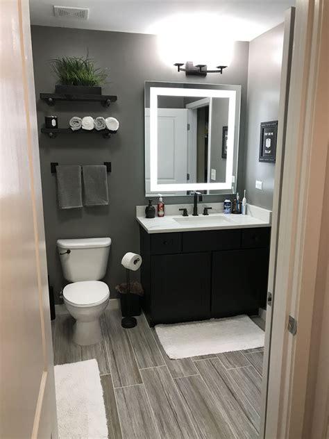 grey bathroom s bathroom small wood floor look