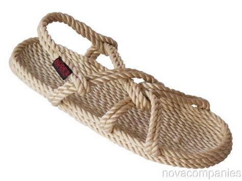 Handmade Rope Sandals - s rope sandals barbados style beige s 9 jesus