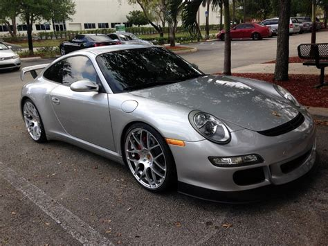 Porsche Cayman Felgen by Porsche Ag Ruger Mesh Silver 19 Quot Wheels Rims 911 987 996