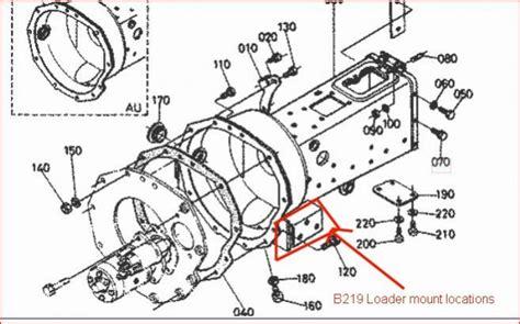 kubota b7100 tractor schematics kubota get free image