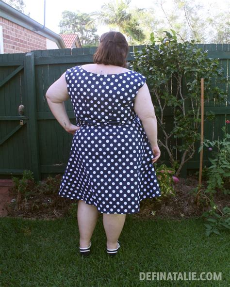 Dotty Pocket Dress self drafted spotty dotty stripy pocket dress