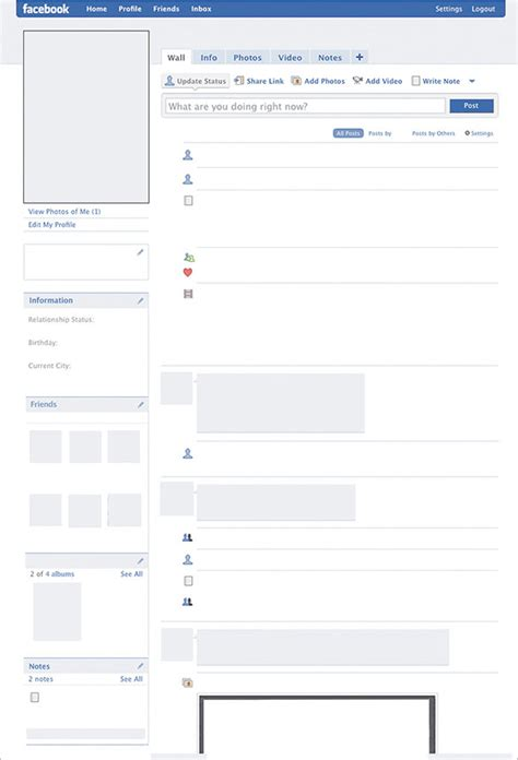 facebook layout free without downloading 8 amazing blank facebook templates free sles
