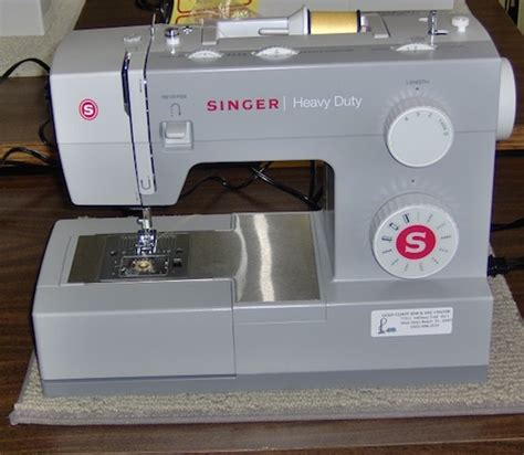 Mesin Jahit Singer Heavy Duty 4411 singer heavy duty 4411 and 4452 review sewing insight