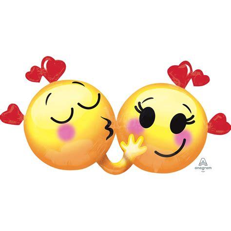 Balon Emoticon Emoji New happy s day supershape emoticons in