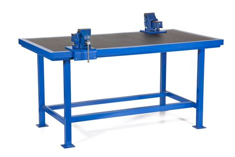 work bench with vice tafe 60 metal work bench bfx furniture