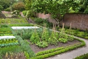 Modern Small Kitchen Design Kitchen Garden At Trengwainton Garden Britain City