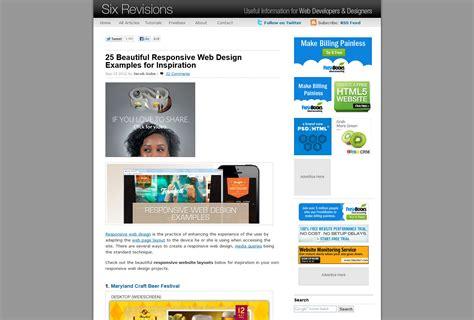 theme responsive exles 10 amazing responsive design related 28 images