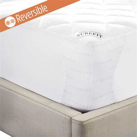 surefit year reversible mattress pad